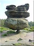 SE2065 : Idol Rock - Brimham Rocks by Penny Mayes
