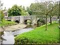 SO3080 : Clun Bridge by Penny Mayes