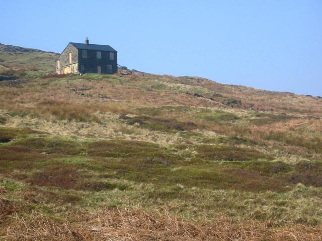 West Nab Cottage, Meltham Moor