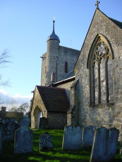 St Peter and St Paul, Yalding