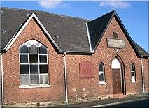 SJ9297 : Audenshaw United Reformed Church by Gary Barber