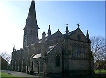 SJ9297 : St Stephen, Audenshaw - Church of England by Gary Barber