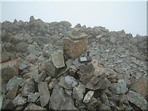 NM5233 : Ben More Cairn by Andy Malbon