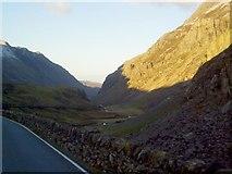 SH6356 : Llanberis Pass by Albie Niedojadlo