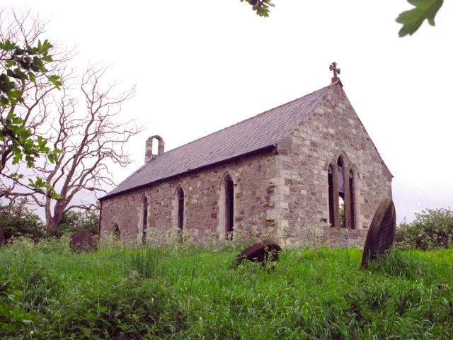 Embleton Church, County Durham