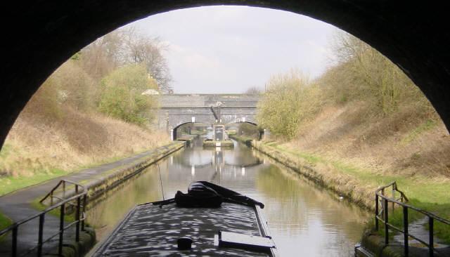 Netherton Tunnel and Tividale Aqueduct