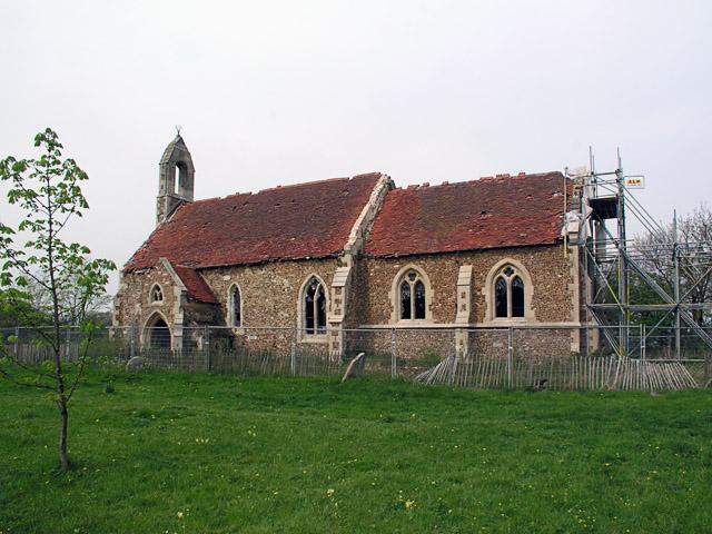 East Hatley, St Denys