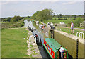ST9361 : Kennet and Avon Canal near Seend Cleeve by Martin Clark