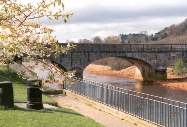 Bridge across Avoca River, Avoca