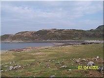 NS0853 : Dunagoil Bay by Karl Peet