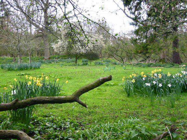 Outside Bunyan's Cottage, Preston, Hertfordshire