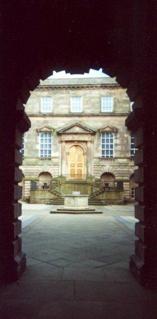 Lyme Hall House, Lyme Park, Disley