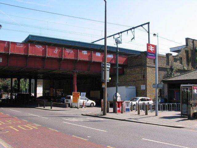 Hackney Downs Station