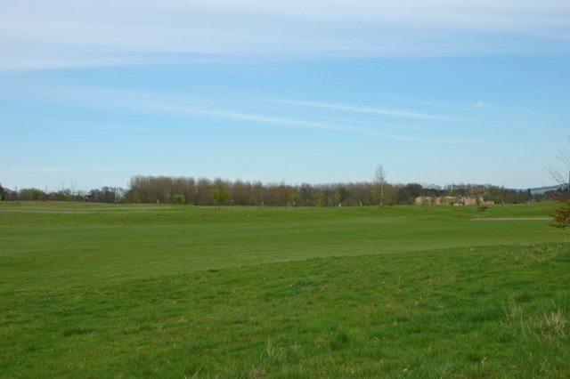Mentmore Golf course and buildings