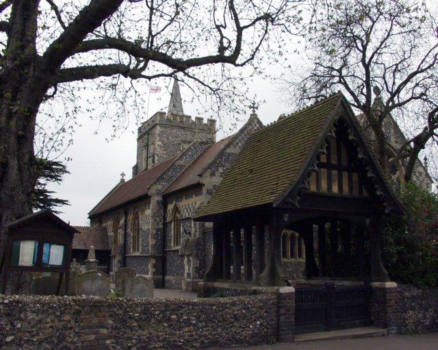Essendon church