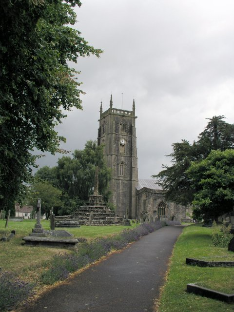 Chew Magna church