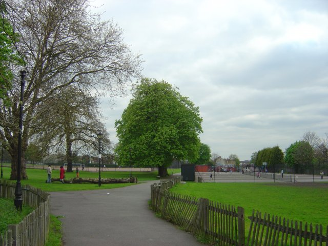 Ruskin Park, London