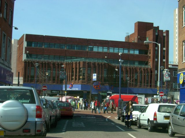 Lewisham Centre, London
