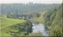 SD7506 : Prestolee Aqueduct by Martin Clark