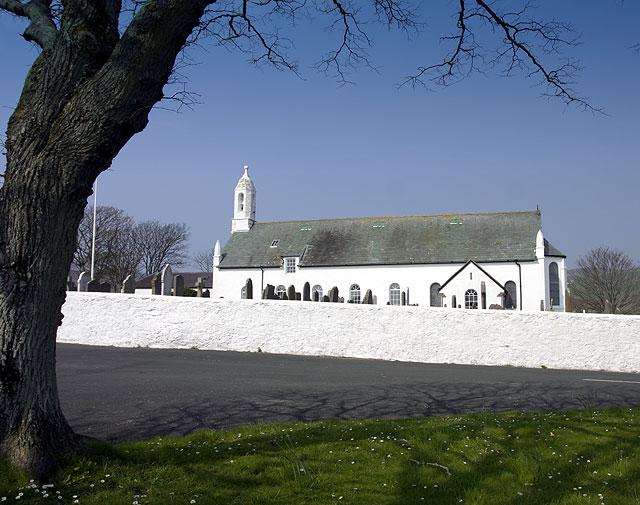 Rushen Parish Church