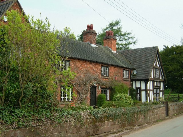 Wetwood cottage