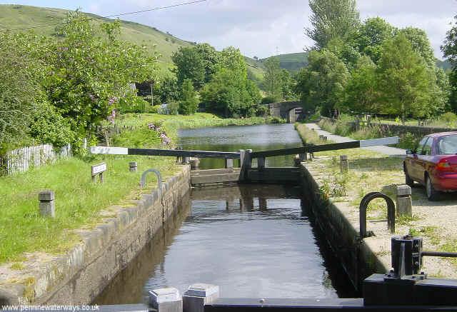 Sands Lock, Rochdale Canal