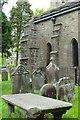 NY8383 : Bellingham Church by Ann Hodgson