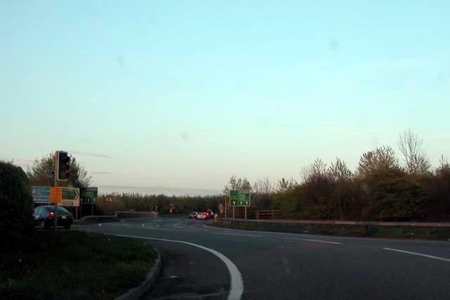 Winnall Roundabout