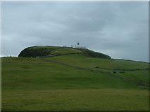 HU4007 : Sumburgh Head Lighthouse - Shetland by David Medcalf