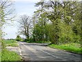 TQ8556 : White Post, Hollingbourne Hill by Penny Mayes