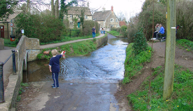 Ford in Lacock
