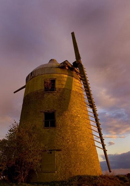 Great Hazeley Windmill