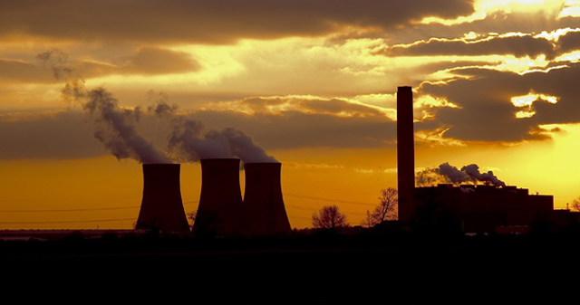 Didcot Power Station, Oxfordshire