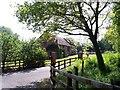 SO8043 : Home Farm, Blackmore, Hanley Swan by Bob Embleton