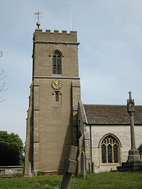 St Mary Magdalene, Chart Lane