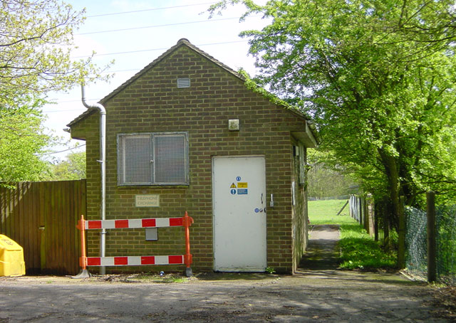 Wormshill Telephone Exchange