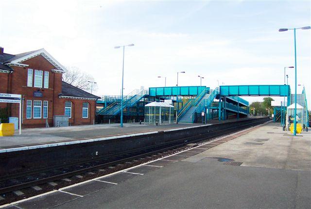 Barnetby Station