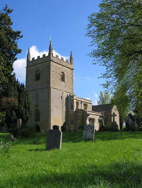 All Saints Church, Spelsbury