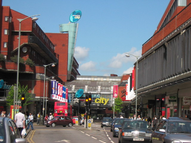 Shopping City, Wood Green