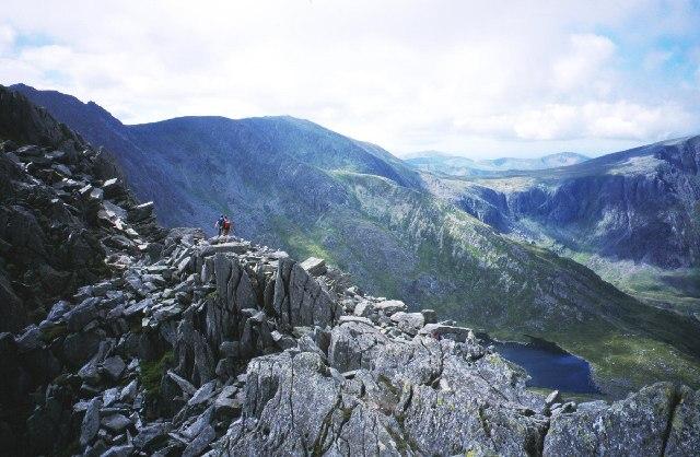 North Ridge of Tryfan.