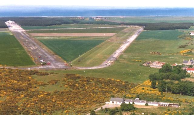 Dallachy Airfield