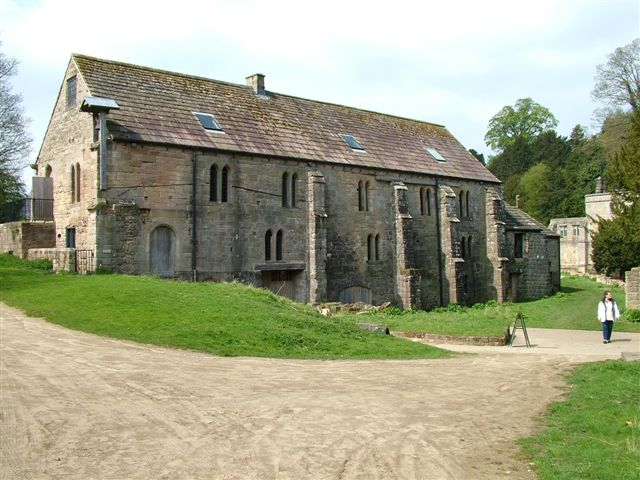 The Mill at Fountains Abbey