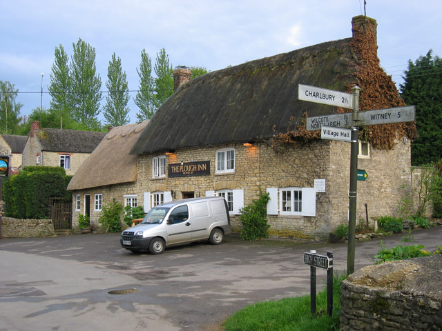 The Plough Inn, Finstock