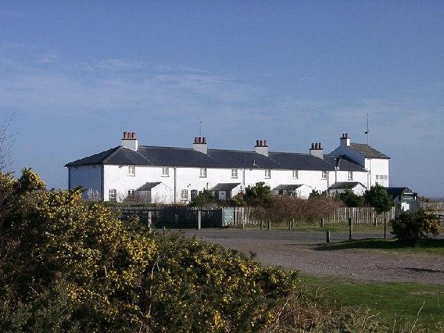 Coastguard Cottages, Dunwich Heath