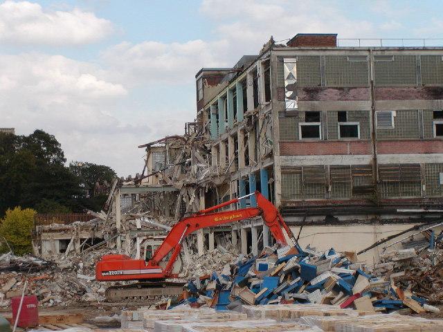 Maidstone Town Centre Redevelopment