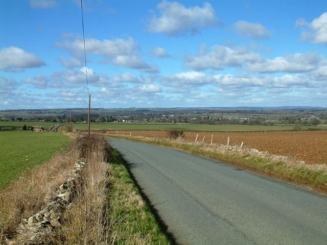 Leafield Road