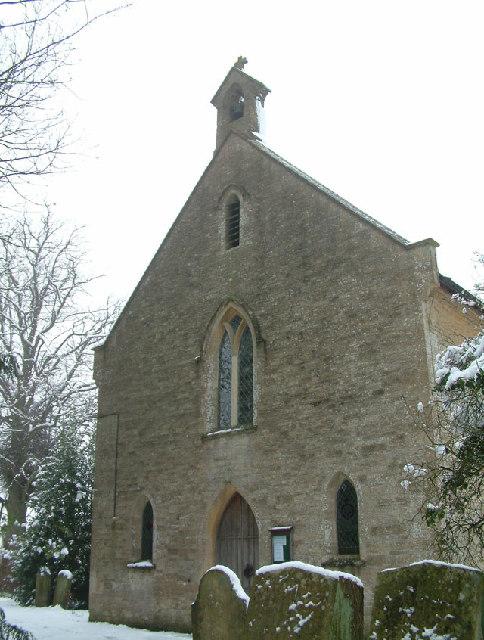 Holy Trinity Church, Finstock