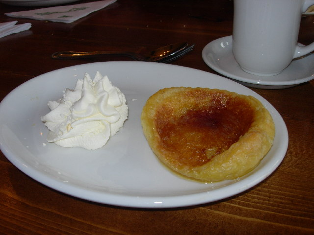 Bakewell Pudding!