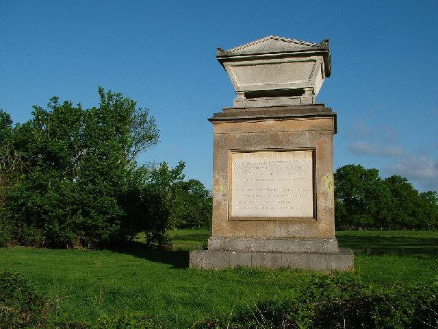 Memorial of Thomas Gray
