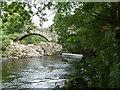 SD1989 : Rawfold Bridge, River Duddon by Stephen Dawson